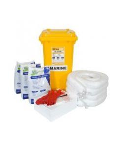 SpillBoss 240 ltr Oil & Fuel Marine Spill Kit