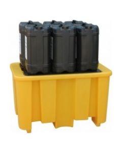Polyethylene 1 Drum Spill Pallet