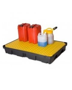 100 ltr Spill Tray w. Grate