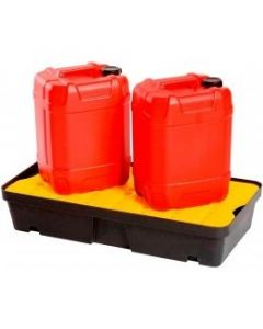 30 ltr Spill Tray w. Grate