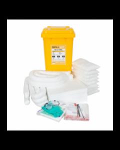 SpillBoss+ 120 ltr Oil & Fuel Spill Kit
